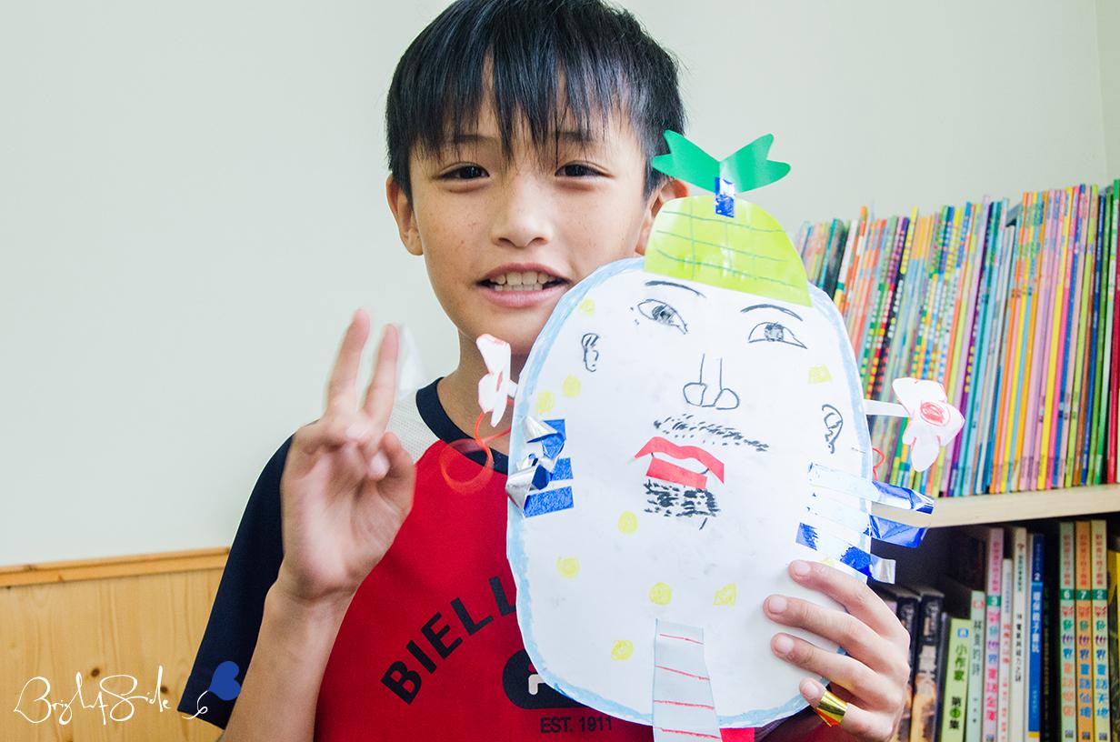"Project Wrap Up – 9/28 ""Mini Me"" Paper Me Project 迷你我 – 紙作創意工作坊"