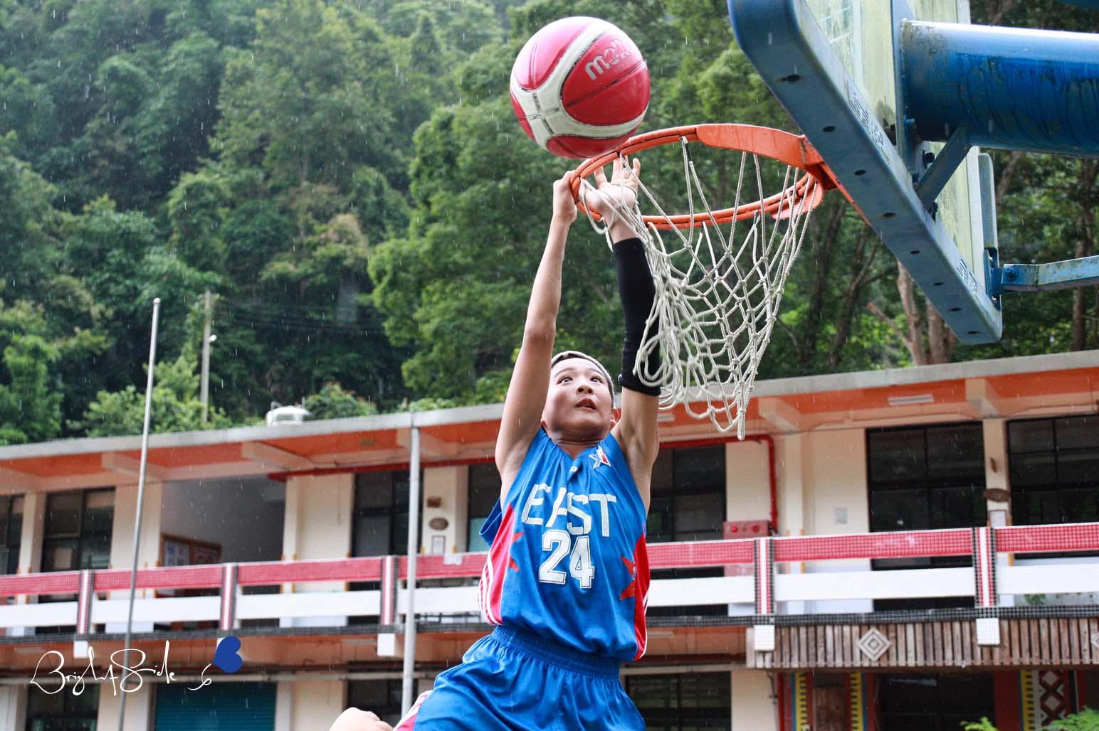 2014 7/19 Youth Basketball Program 少年籃球課程 III