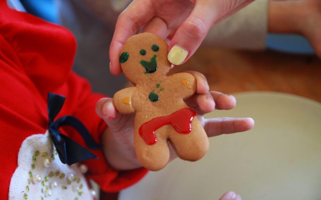 2017 1/7 苗栗幼安教養院薑餅人工作坊 Gingerbread Folks in MiaoLi