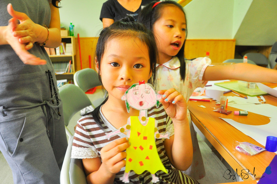 "2015 8/22 ""迷你我""工作坊睦祥育幼院 Mini Me Workshop (Taoyuan MuHsiang Children's Home)"