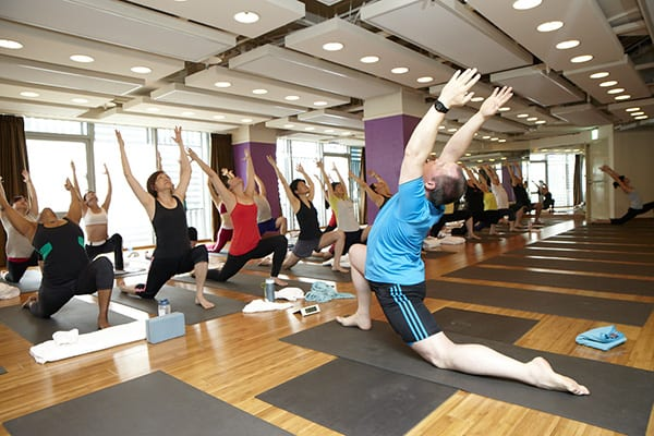 Wrap Up – Fundraiser 2014 5/24 Flow Class by Neil Barker (SALADAY & PURE YOGA)