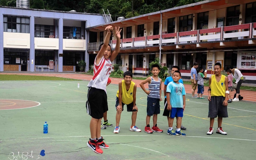 2015 2/7 Youth Basketball Program 少年籃球課程