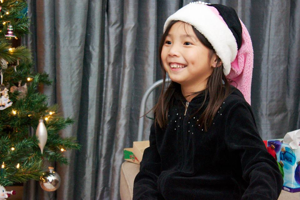 2014 Winter Solstice and Santa Jia-Xin!