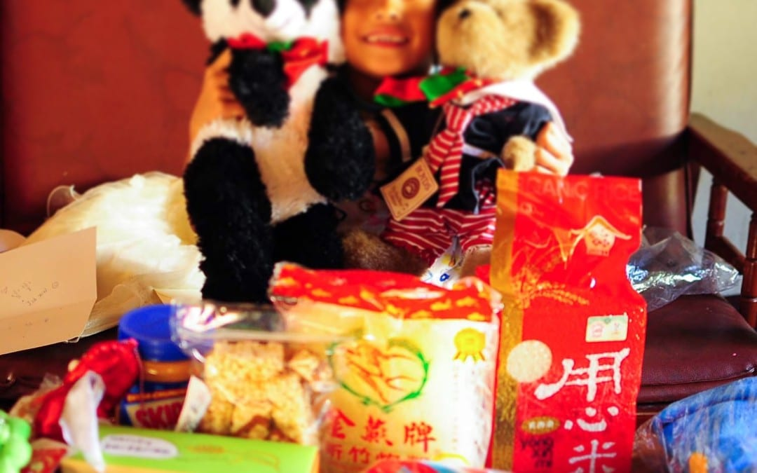 Project Wrap Up: 2014 12/24 Jia-Xin Gift & Necessities Delivery