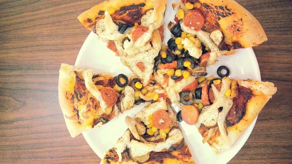 2015 3/28 美味桌子純素PIZZA工作坊 Kitchen Table Vegan Pizza Creations