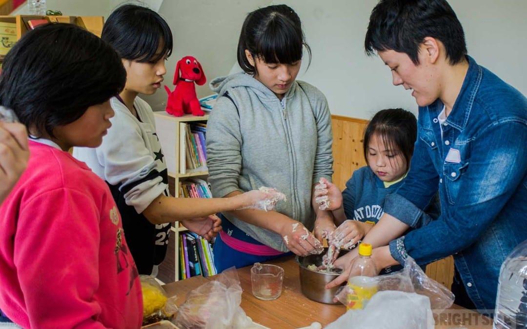 2016 5/14 ibake 食物藝術: 佛卡夏麵包 Food & Art Workshop (Orchid Island)