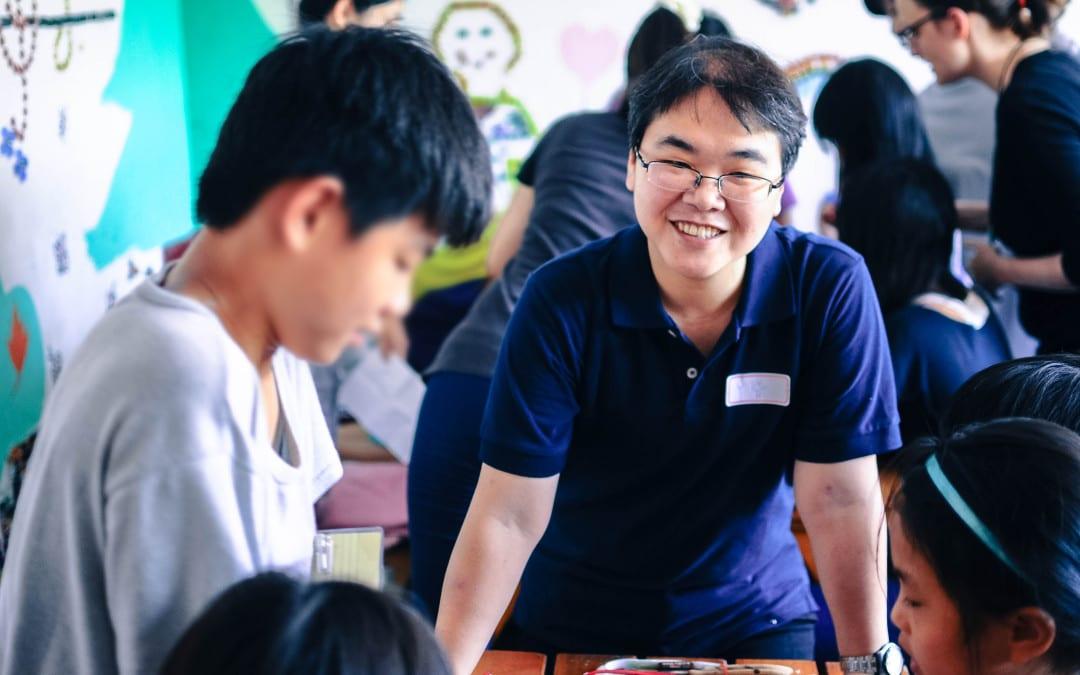 街坊人物專訪 Interview|ㄚ昏 (Ah-Hun) Rufen Cheng