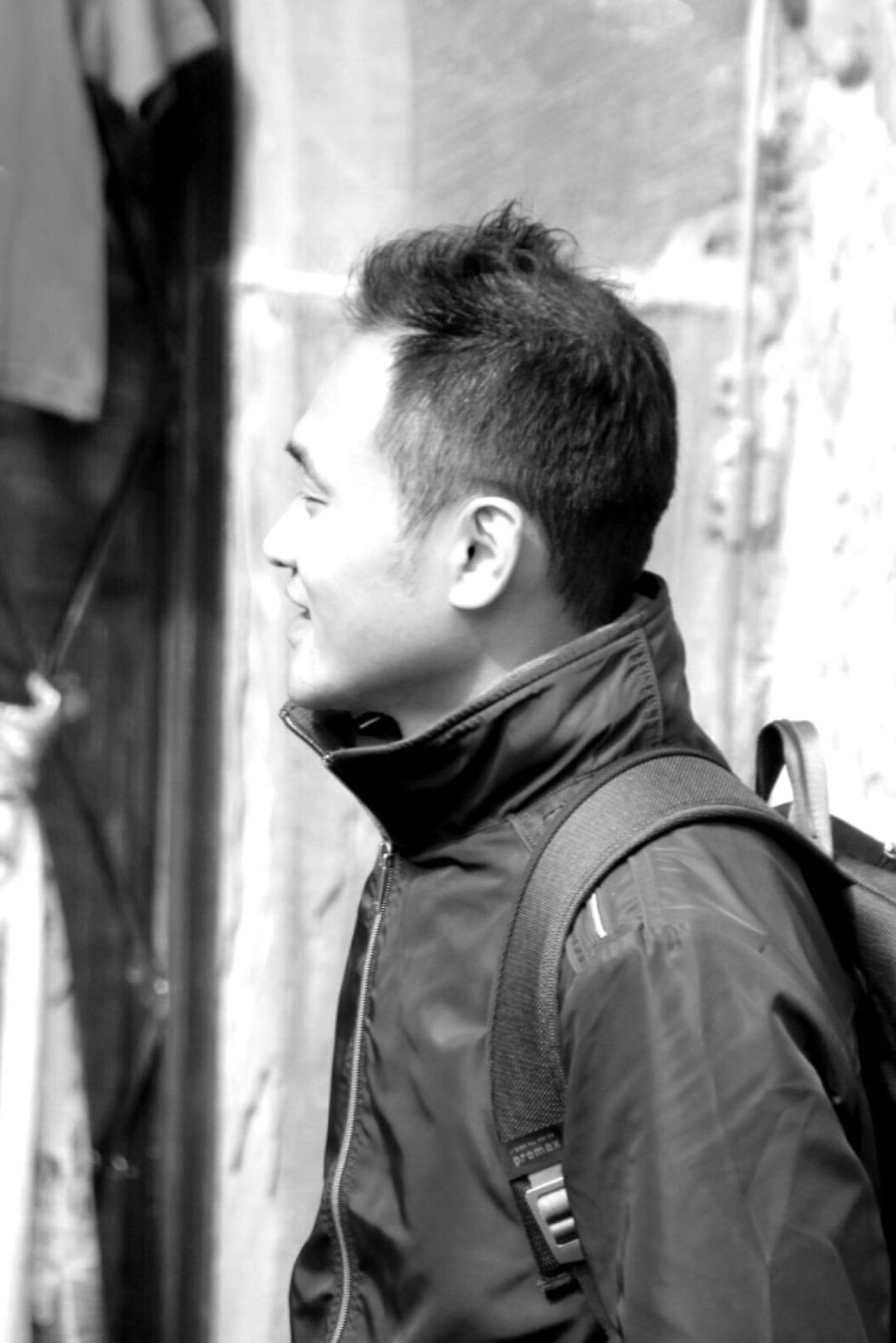 洪伯昇 Sam Hang