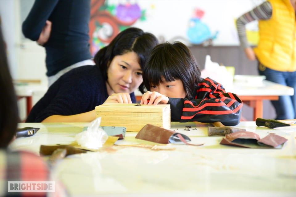 Project Wrap Up 2016 12/3 佳欣冬至饗宴 手作木工小物 Jia-Xin's Wood Workshop