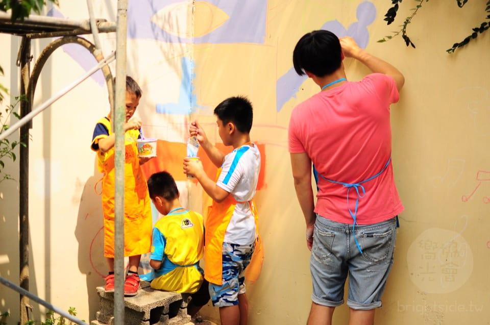 活動報告: 2017 9/23 【改造夢想家】慈馨兒少之家 BUILD A HOME Taichung