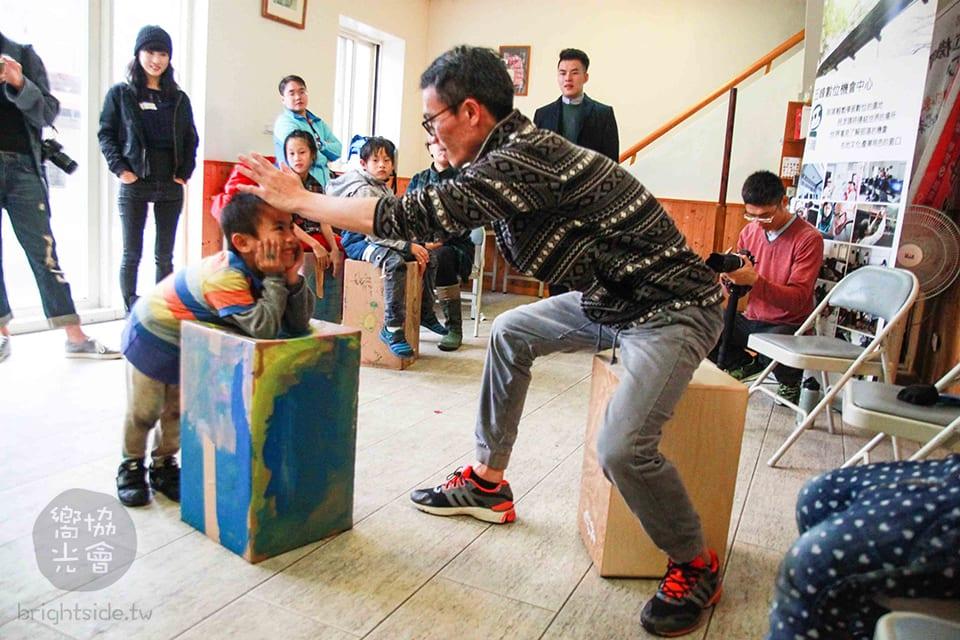 活動報告: 2018/1/6當秘魯遇上澳洲-木箱鼓與Didgeridoo音樂文化 Santa Jia-Xin World Music Jam Part 4