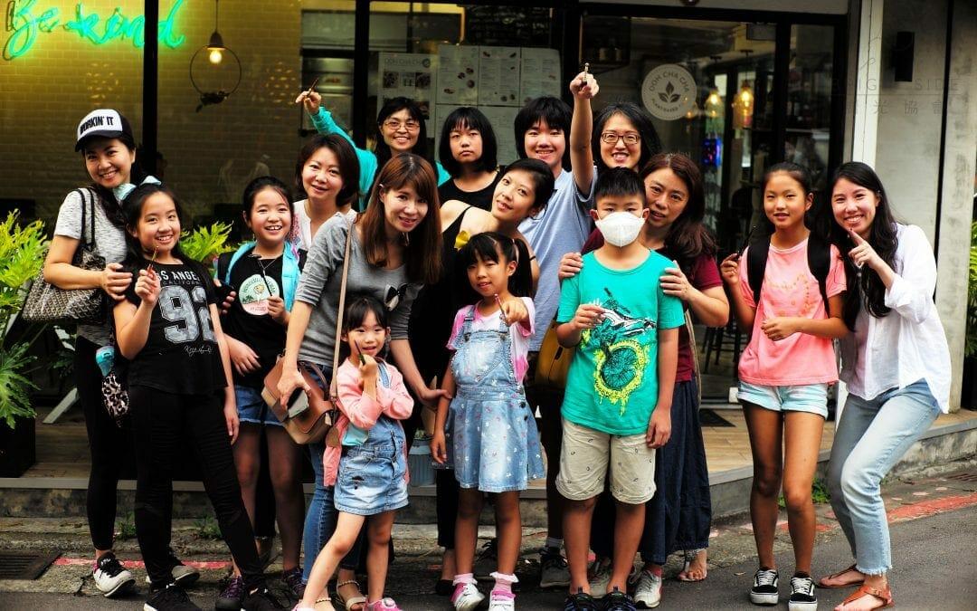 活動報告 – 2019/08/25「與哈利的夏日魔法奇遇 台北場」 Mini Wizards Wands and Spells (Taipei)