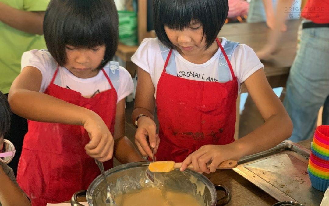 活動報告:2019/9/22 「孩子與海洋蘭嶼工作坊」 Kids Sealife Protection (Art and Vegan Cupcakes)