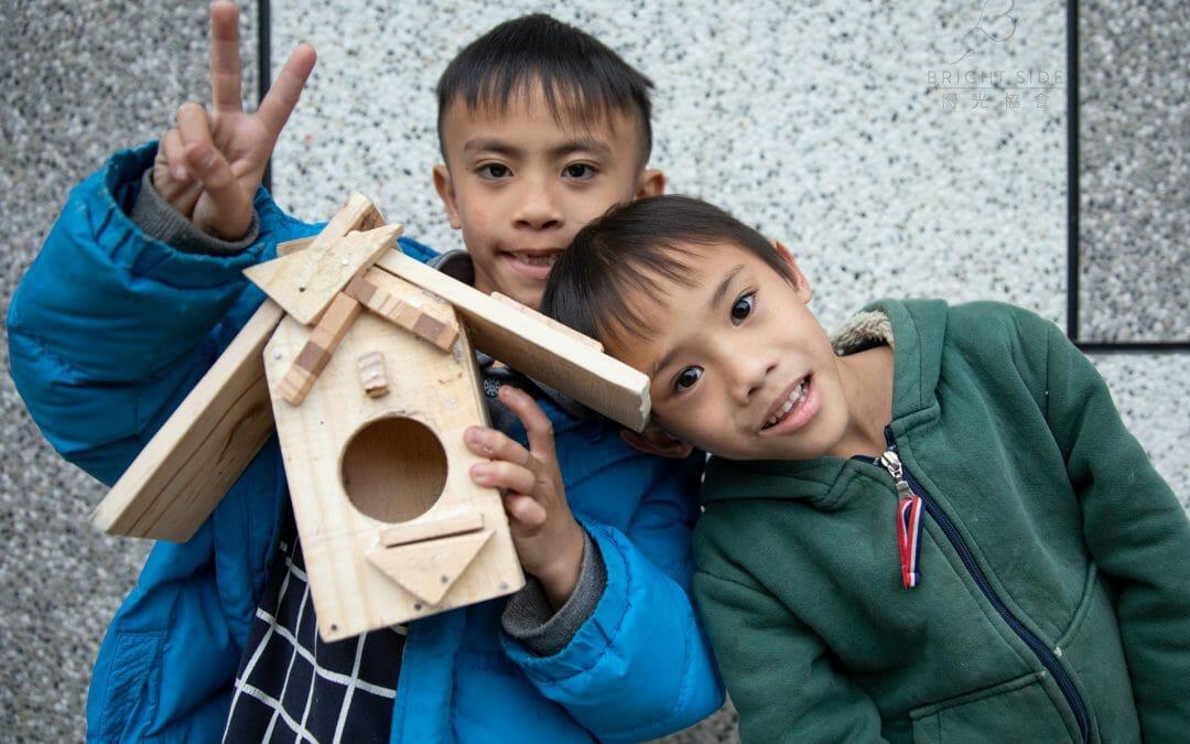 「活動報告」:2020/01/18 清泉 木製鳥屋 Miniature Birdhouses