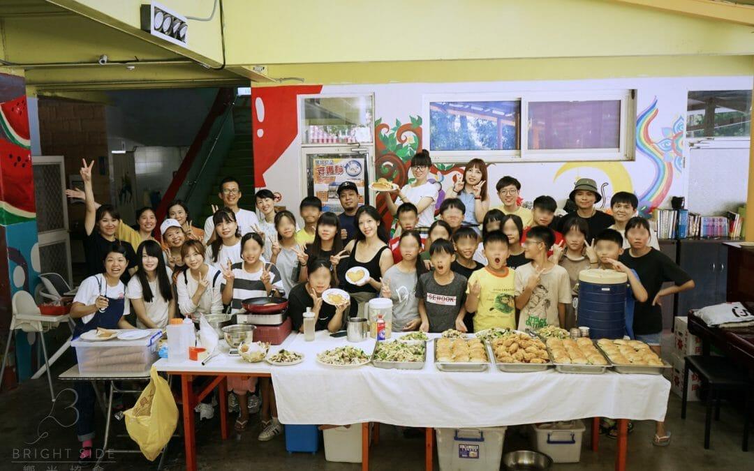 活動報告-2020/09/12 桃園 無肉市集 ✕ 嚮光協會 No Meat Market ✕ Brighter Futures in Taoyuan